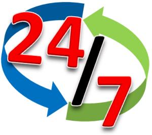 24 hour logo itcc locksmiths