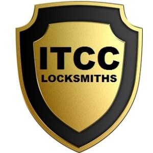 logo itcc locksmiths dartford
