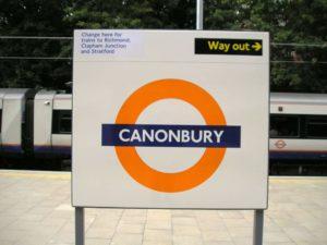 Locksmith Canonbury
